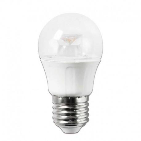 BOMBILLA LED Estandard E27, 5W, 6000K luz blanca