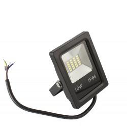 Proyector de led de 10W, luz blanca 6500K