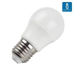 BOMBILLA LED Estandard E27, 5W, 3000K luz cálida