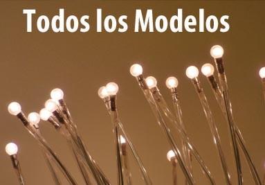 Todos los modelos de lámparas led